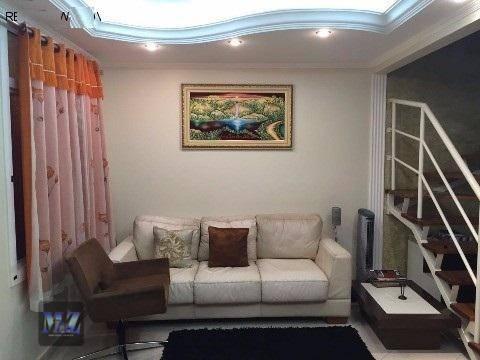 Casa residencial à venda, Parque Renato Maia, Guarulhos.