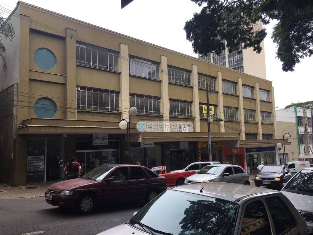 Salão para alugar no Centro de Londrina, 900 m² por R$ 8.000,00/mês