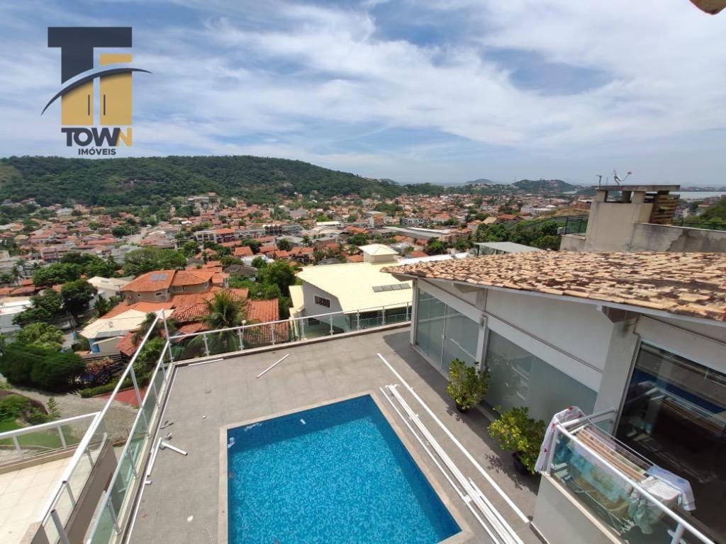 Casa com 4 dormitórios à venda, 400 m² por R$ 1.650.000,00 - Piratininga - Niterói/RJ