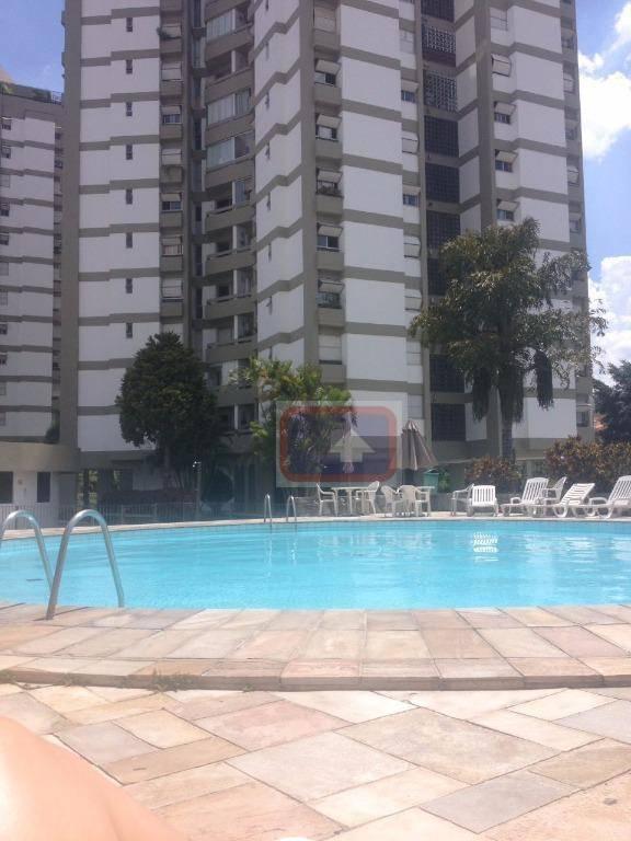Apartamento de 3 dormitórios à venda em Mirandópolis, São Paulo - SP