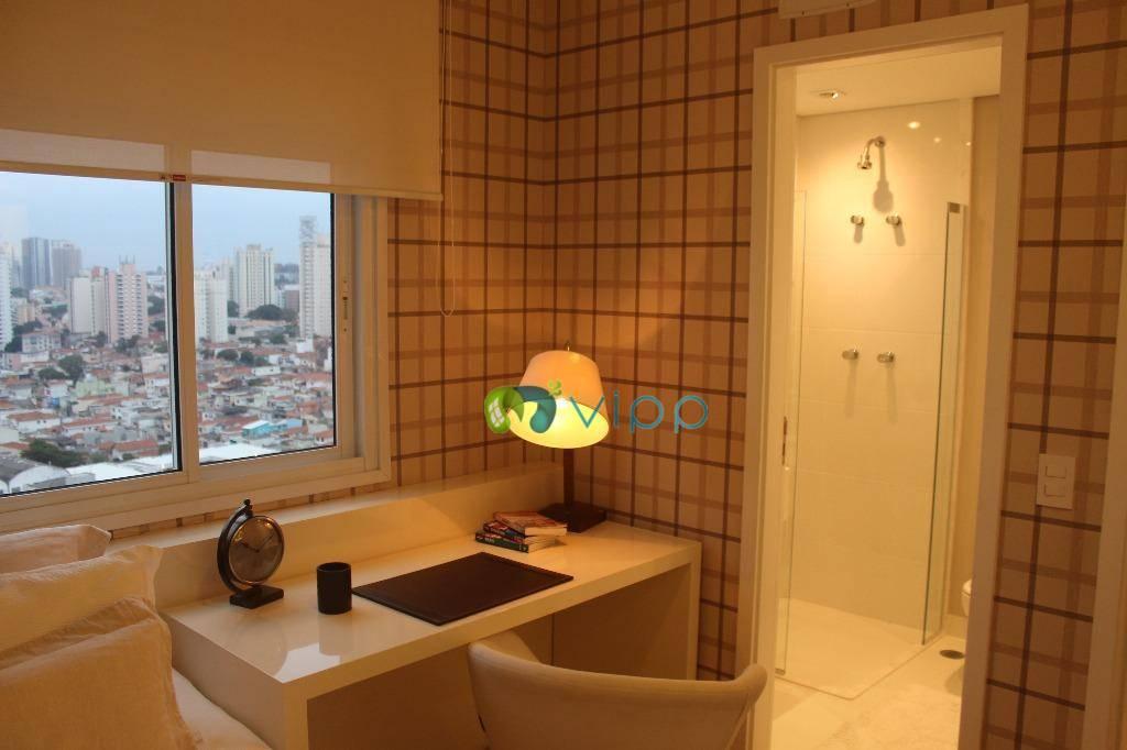 Apartamento de 2 dormitórios à venda em Vila Romana, São Paulo - SP