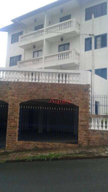 Apartamento com 1 dormitório à venda, 60 m² por R$ 215.000 - Vila Beatriz - Águas de Lindóia/SP