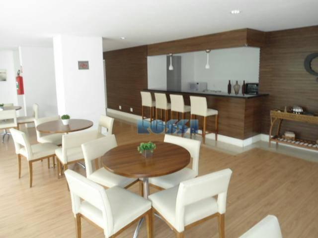 apartamento novo excelente. 03 dormitórios, sendo 01 suite. 02 wcs. sala 02 ambientes. cozinha.varanda gourmet. 01...