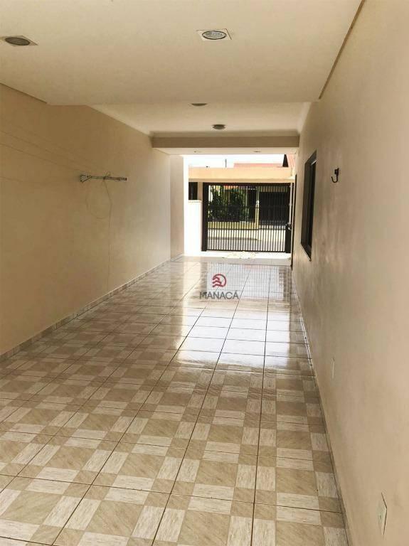 Sobrado residencial para locação, São Cristóvão, Barra Velha
