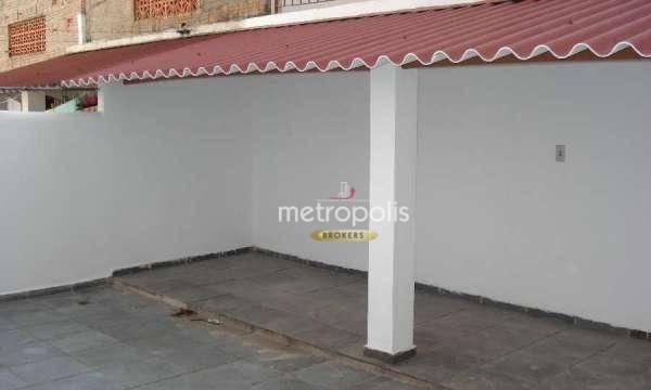 Sobrado com 4 dormitórios à venda, 160 m² por R$ 480.000,00 - Nova Gerti - São Caetano do Sul/SP