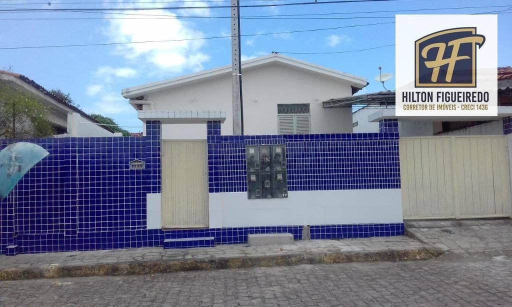 Kitnet com 1 dormitório para alugar, 40 m² por R$ 620,00/mês - Castelo Branco - João Pessoa/PB