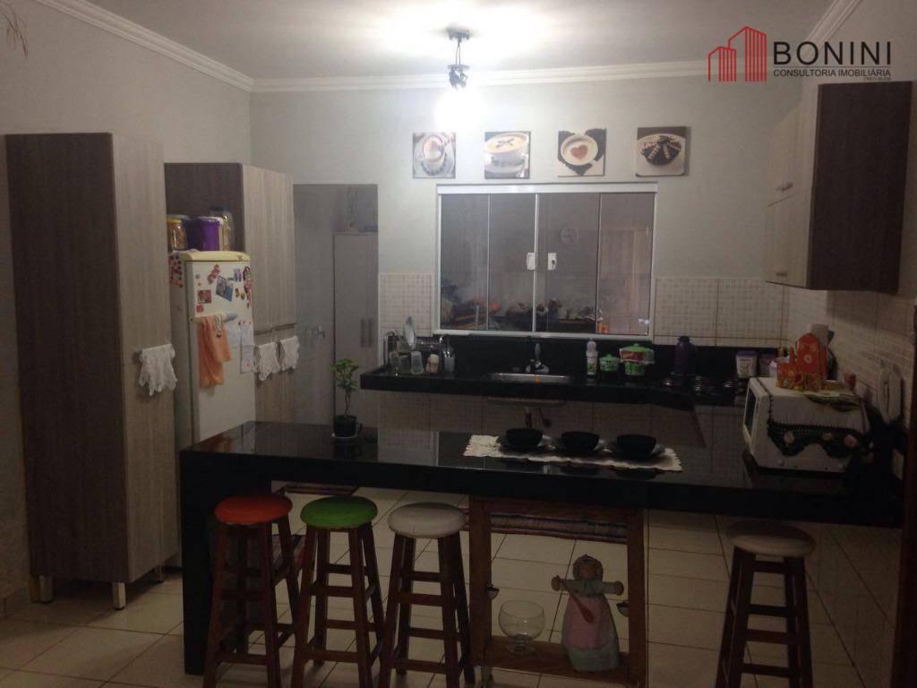Casa 2 Dorm, Jardim Dona Regina, Santa Barbara D'Oeste (CA0259) - Foto 8