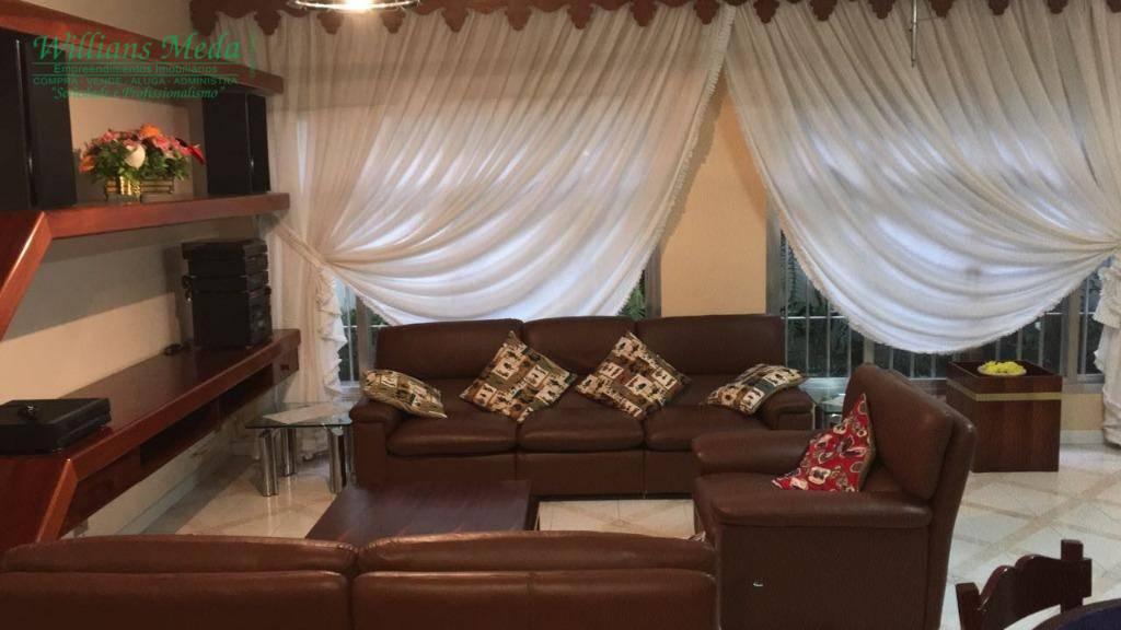 Sobrado  residencial à venda jardim Bom Clima, com mobilia e eletrodomésticos