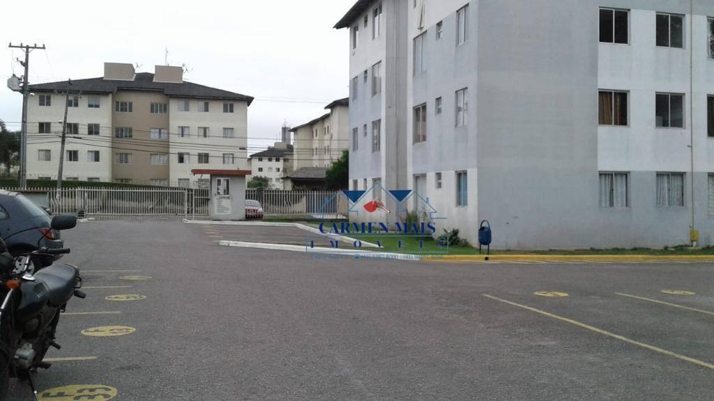 Apartamento residencial à venda, Iná, São José dos Pinhais.