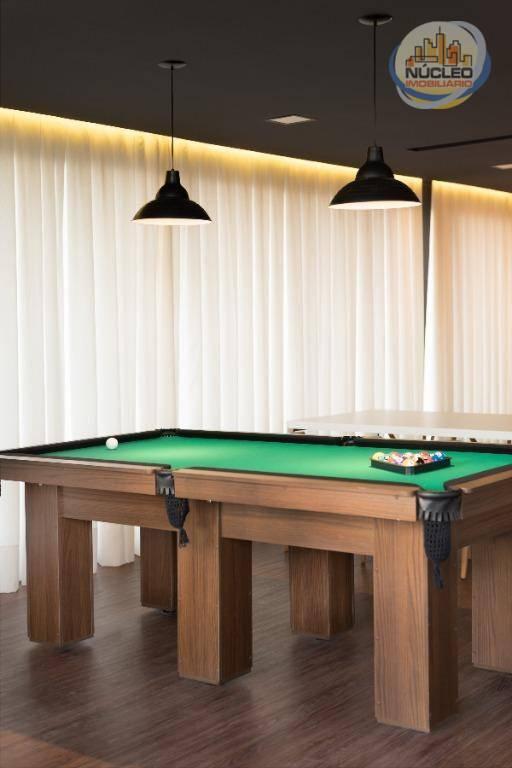 Apartamento com 2 Dormitórios à venda, 66 m² por R$ 434.466,19