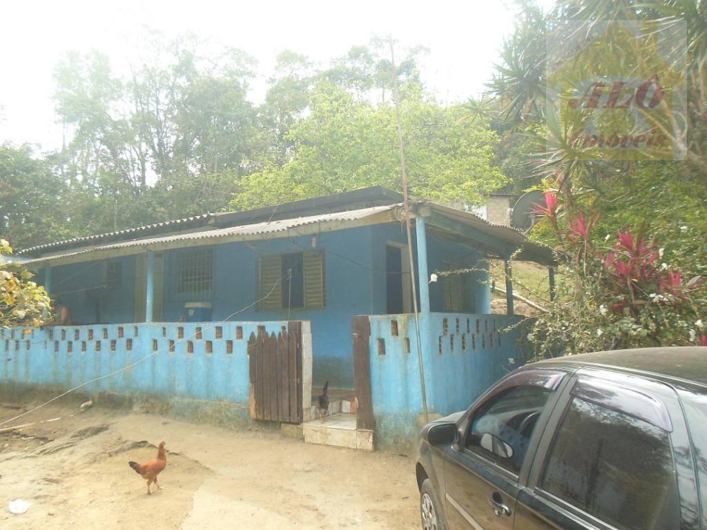 Sítio com 2 dormitórios à venda, 145200 m² por R$ 280.000,00 - Centro - Sete Barras/SP
