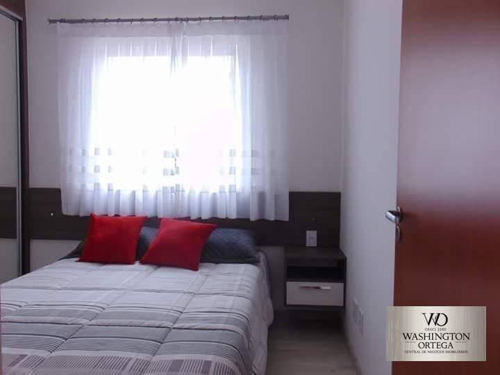Apartamento residencial à venda, Roça Grande, Colombo.