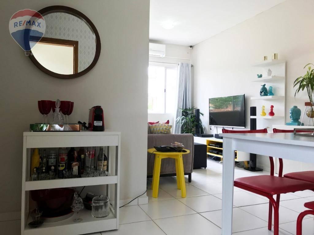 Apartamento com 2 dormitórios à venda, 78 m² por R$ 299.900 - Jardim Maristela - Atibaia/SP