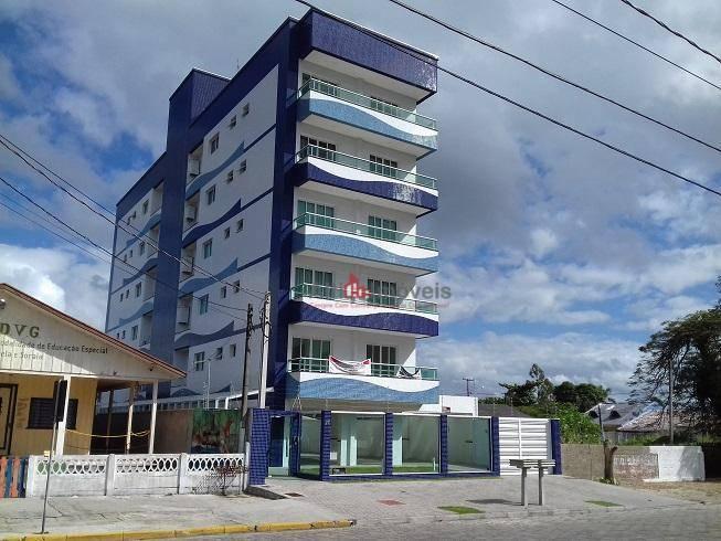 Apartamento residencial à venda, Centro, Guaratuba.