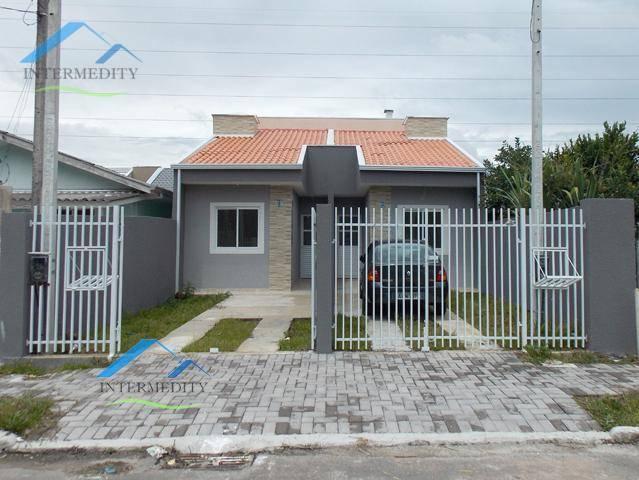 Casa com 2 quartos - Campo Santana - PR