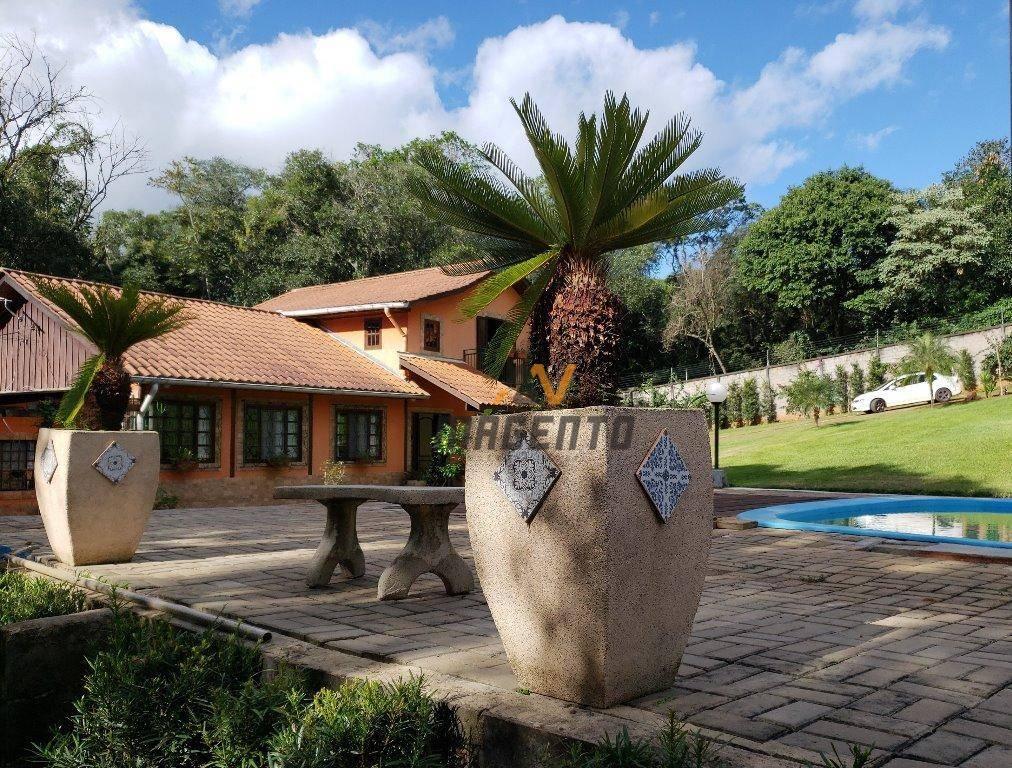 Chácara com 3 dormitórios à venda, 5557 m² por R$ 1.500.000 - Cataratas - Cascavel/PR