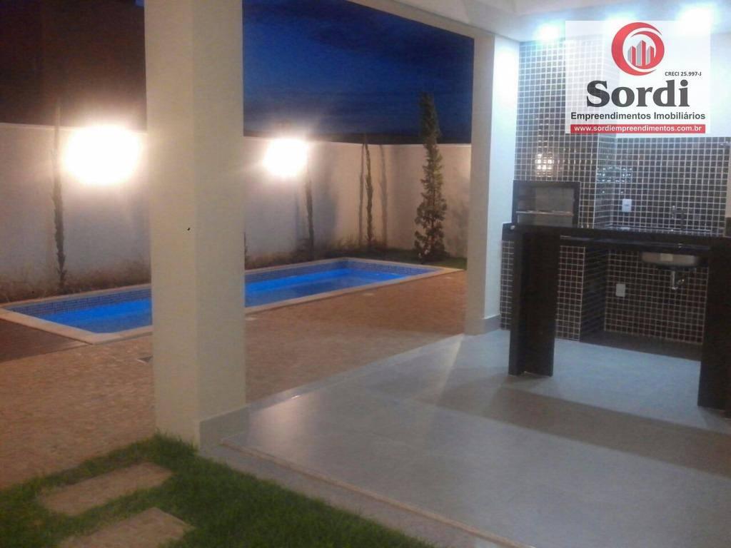 Casa residencial à venda, Quinta da Primavera, Ribeirão Pret