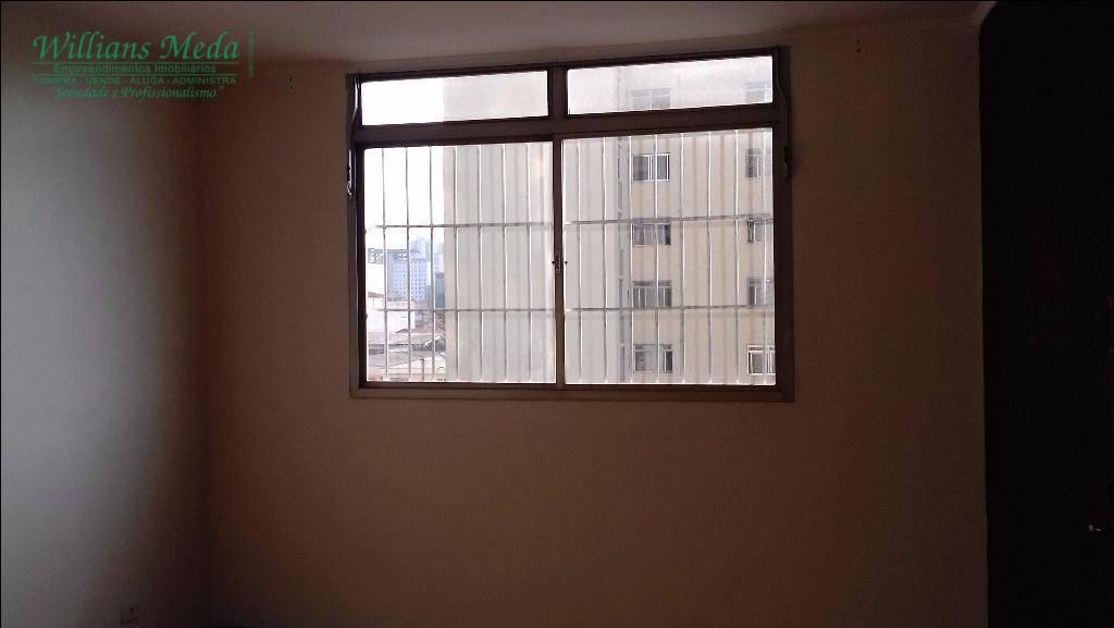 Apartamento  residencial para locação, Vila das Palmeiras, G