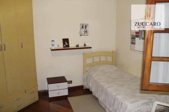 Casa de 4 dormitórios à venda em Jardim Santa Mena, Guarulhos - SP