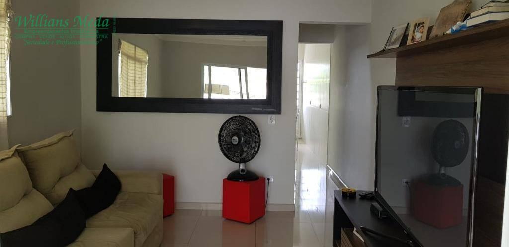 Casa com 3 dormitórios à venda em Guarulhos