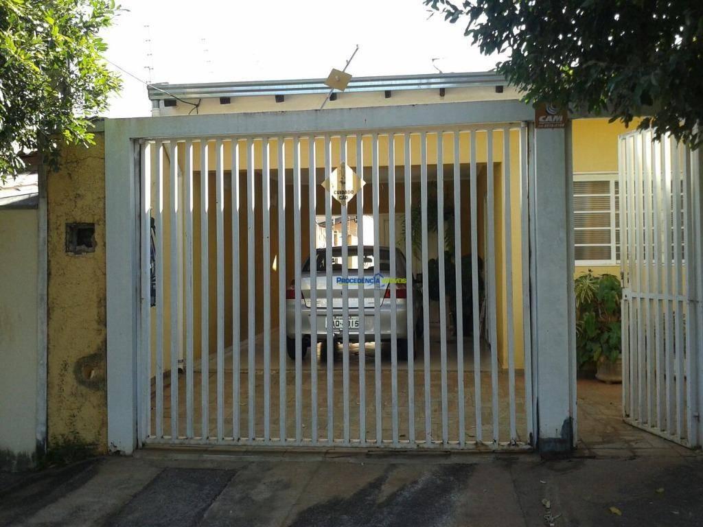Casa residencial à venda, Residencial Cidade Jardim, São José do Rio Preto.