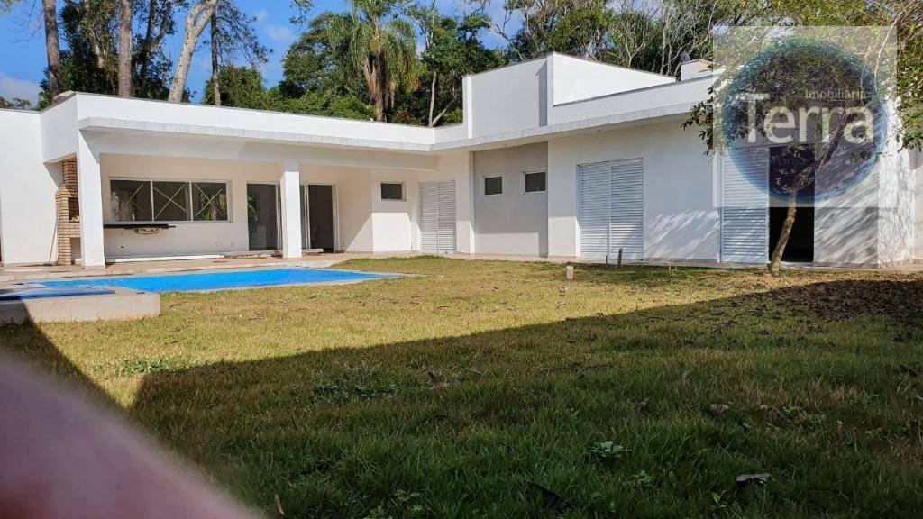 Casa com 3 dormitórios à venda, 280 m² por R$ 1.300.000 - Granja Viana II - Granja Viana.