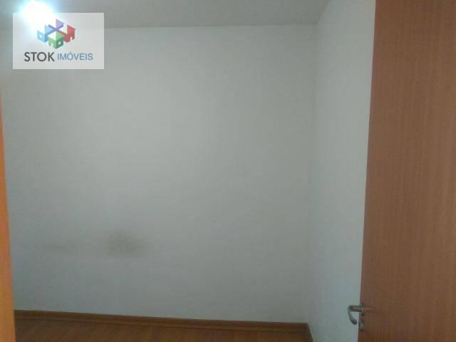 Apartamento com 2 dormitórios para alugar, 52 m² por R$ 800/mês - Água Chata - Guarulhos/SP