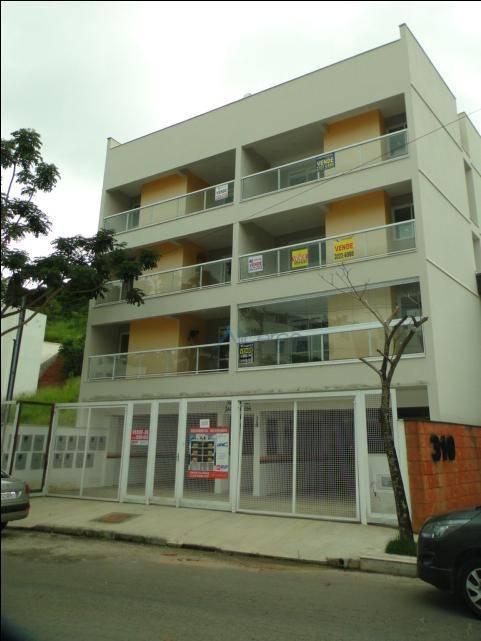 Cobertura com 2 quartos à venda, 103 m² por R$ 310.000 - Recanto da Mata - Juiz de Fora/MG