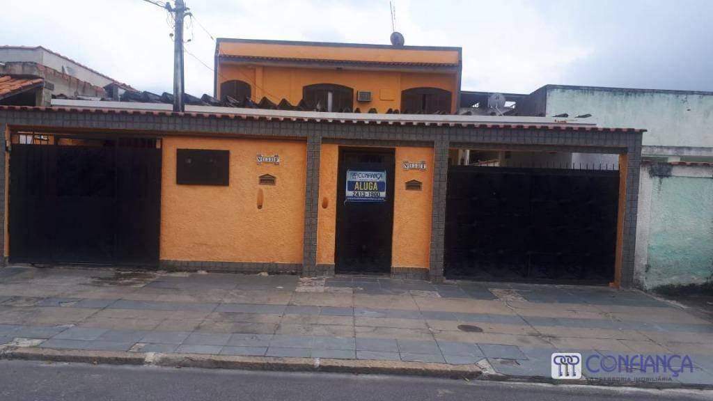 Casa com 3 dormitórios para alugar, 100 m² por R$ 1.500/mês - Inhoaíba - Rio de Janeiro/RJ