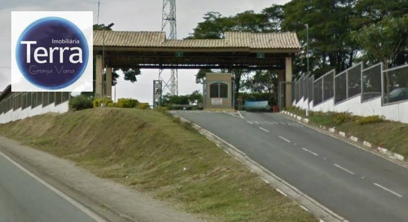 Terreno residencial à venda, Haras Bela Vista, Granja Viana.