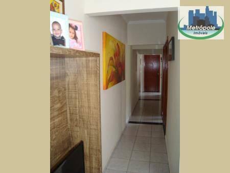 Casa de 2 dormitórios à venda em Jardim São Francisco, Guarulhos - SP