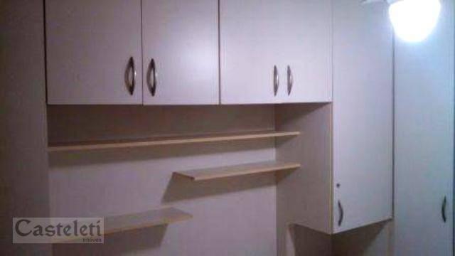 Apartamento de 3 dormitórios à venda em Parque Rural Fazenda Santa Cândida, Campinas - SP