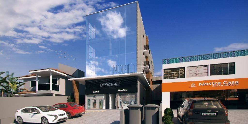 Sala à venda, 30 m² por R$ 195.000 - Ingleses - Florianópolis/SC