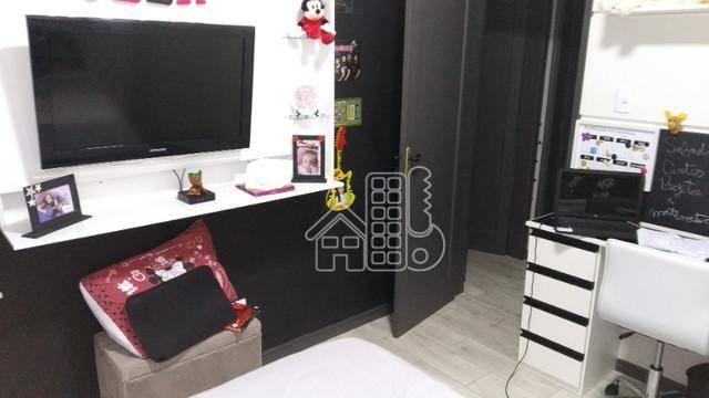 Apartamento com 3 dormitórios à venda, 73 m² por R$ 399.000,00 - Várzea - Teresópolis/RJ
