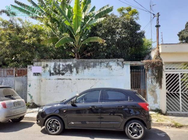 Terreno à venda, 300 m² por R$ 425.000 - Jardim Bom Clima - Guarulhos/SP