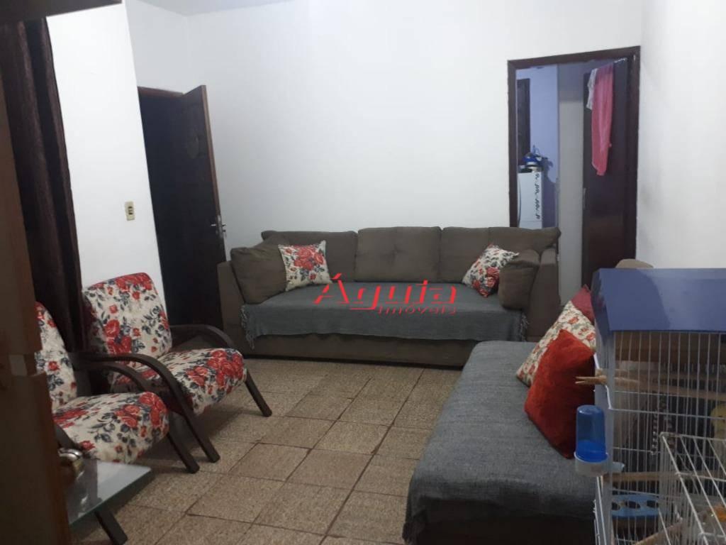 Casa com 2 dormitórios à venda, 128 m² por R$ 318.000 - Parque Capuava - Santo André/SP