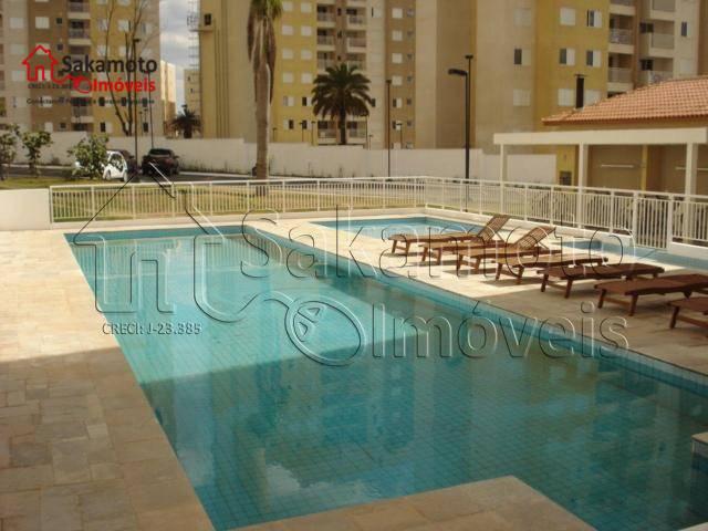 Apartamento residencial à venda, Parque Campolim, Sorocaba - AP1184.