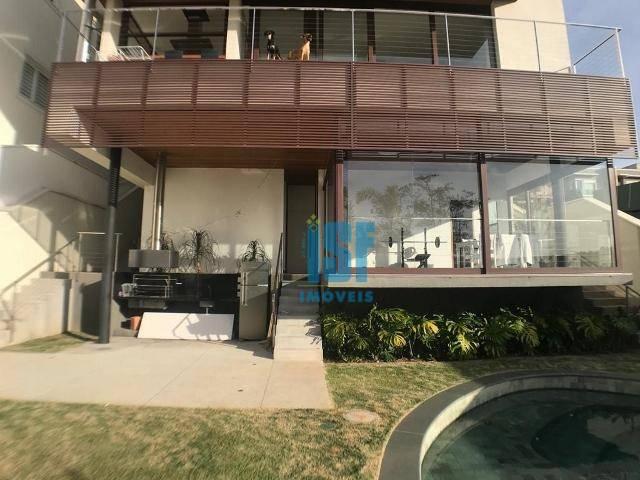 Sobrado com 4 dormitórios à venda, 400 m² por R$ 3.000.000,00 - Alphaville - Santana de Parnaíba/SP