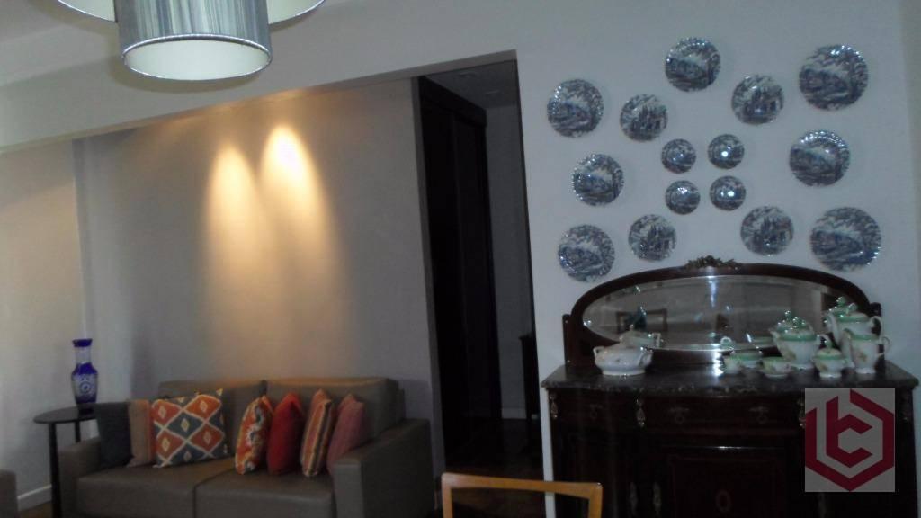 Boqueirão, Apartamento residencial à venda, 3 dorm./1 suíte, 129 m²,  Santos/SP