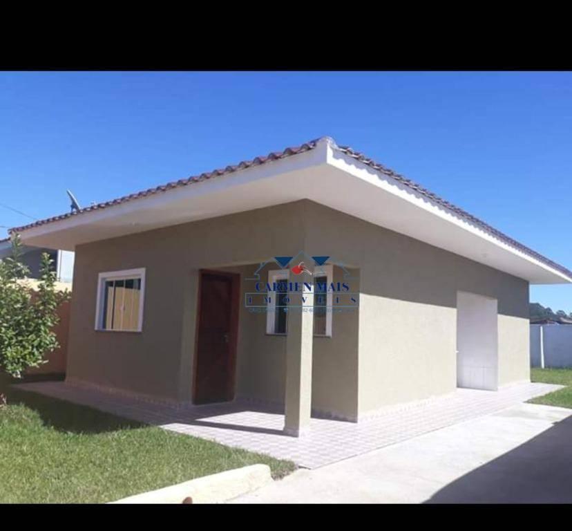 Casa com 3 dormitórios à venda, 62 m² por R$ 226.500 - Jardim Bela Vista - Piraquara/PR