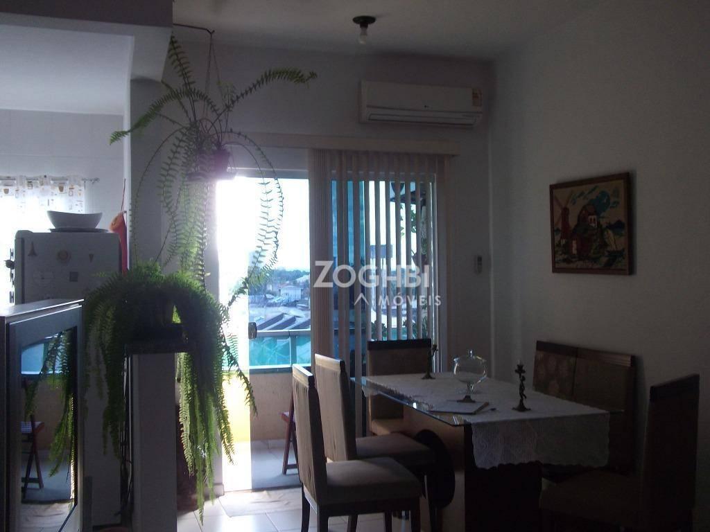 Apartamento residencial à venda, São João Bosco, Porto Velho - AP1106.