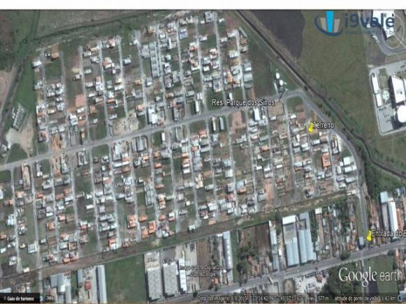 Terreno à venda em Residencial Parque Dos Sinos, Jacareí - SP