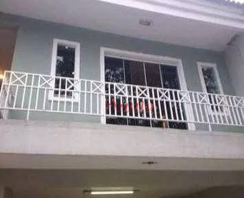 Casa residencial à venda, Parque das Nações, Santo André - CA0281.