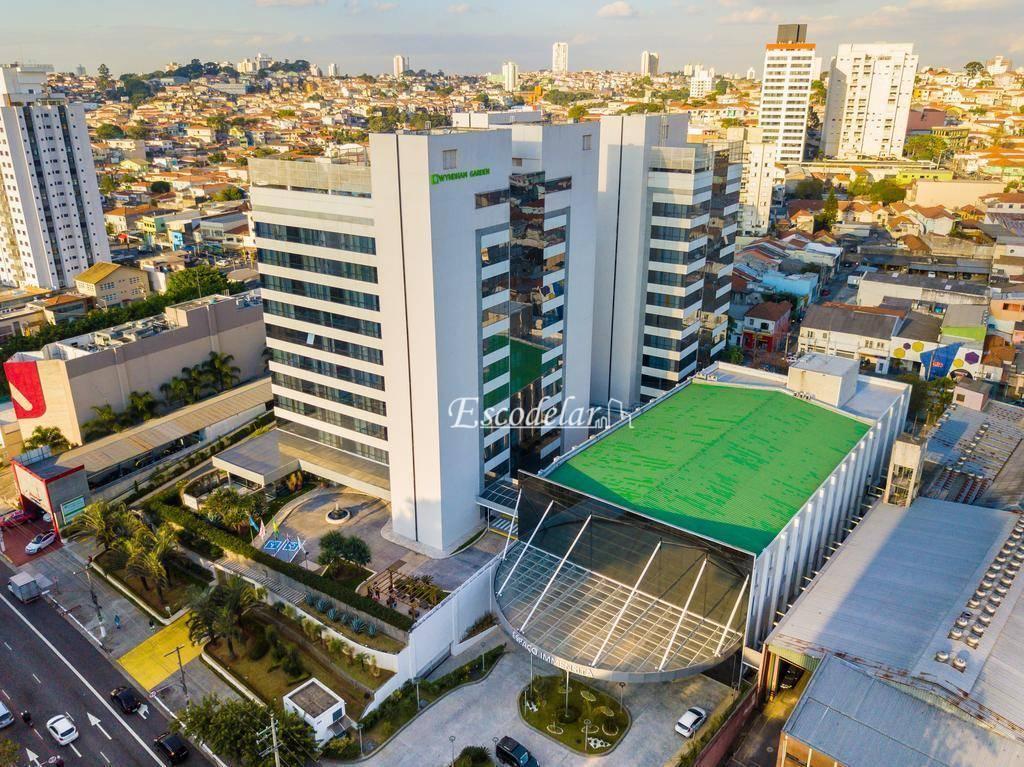 Flat com 1 dormitório para alugar, 35 m² por R$ 0/mês - Santana - São Paulo/SP
