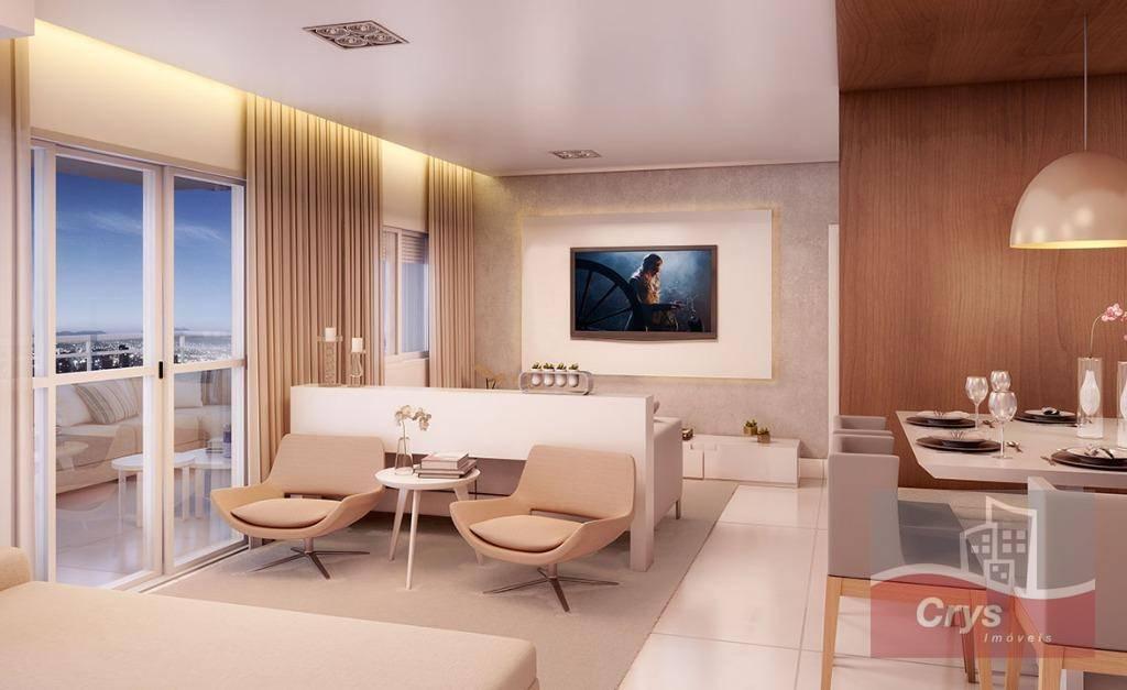Apartamento com 2 dormitórios à venda, 55 m² por R$ 481.000 - Vila Formosa - São Paulo/SP