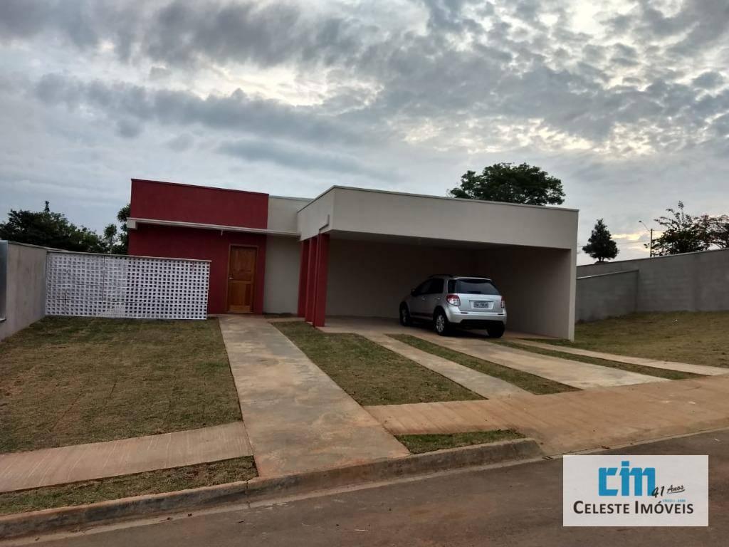 Casa residencial para locação, Portal das Estrelas II, Boitu