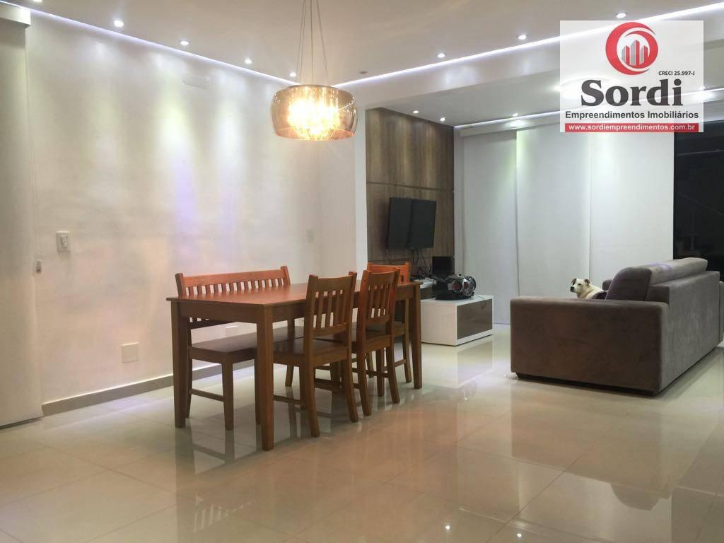 Sobrado à venda, 250 m² por R$ 870.000,00 - Vila Do Golf - Ribeirão Preto/SP