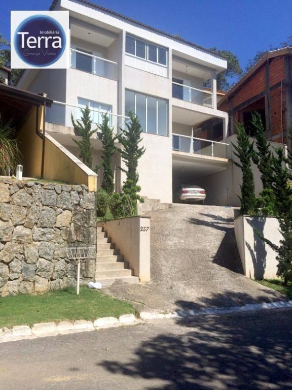 Casa com 3 dormitórios à venda, 350 m² por R$ 950.000,00 - Vila Verde - Itapevi/SP