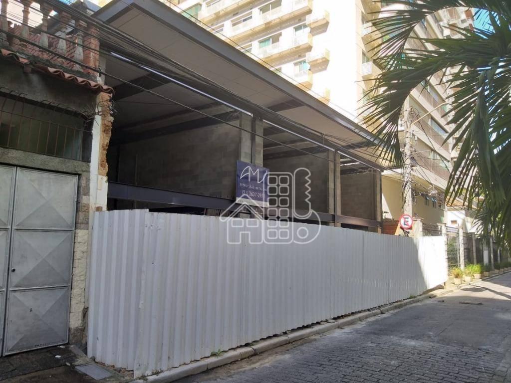 Loja para alugar, 16 m² por R$ 6.000/mês - Icaraí - Niterói/RJ
