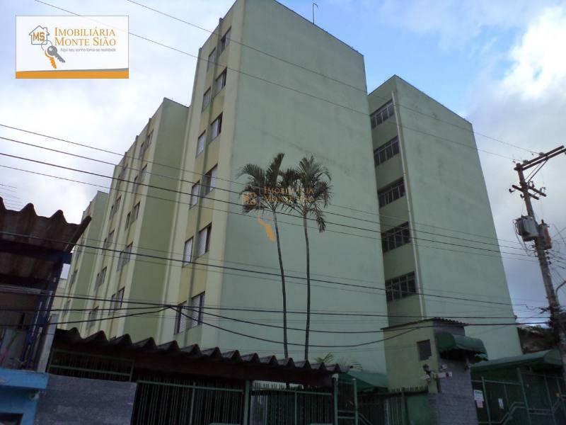 Apartamento Residencial à venda, Jardim São Judas Tadeu, Guarulhos - .
